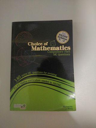 Choice of mathematics