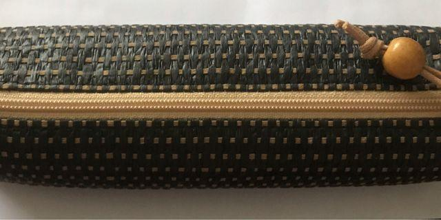 Woven Pencil Case.