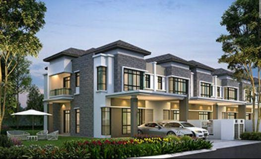 Affordable Double Storey Terrance House in Selangor