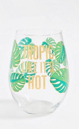 🚚 Stemless Wine Glasses