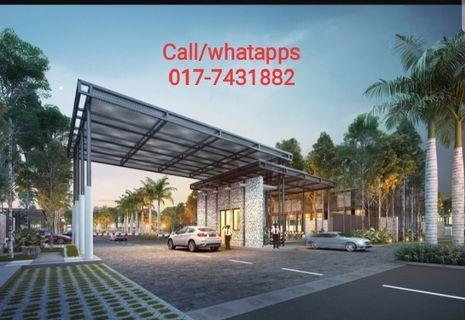 Brand New Luxury Double Storey Terrance House