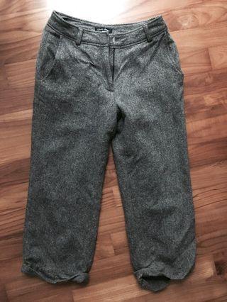 🚚 Knit Woven Pants