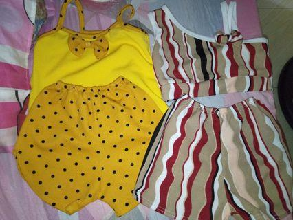 Baby dress bundle