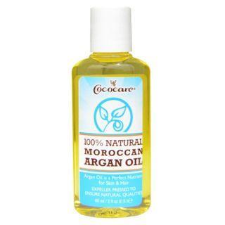 包平郵 postage included 摩洛哥堅果油 Cococare Moroccan Argan Oil, 60ml
