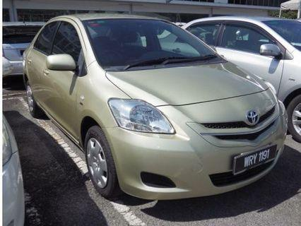 LOOKING FOR Toyota Vios