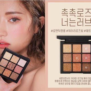 3ce eyeshadow ORIGINAL THAILAND! Po last 6juni 11.00