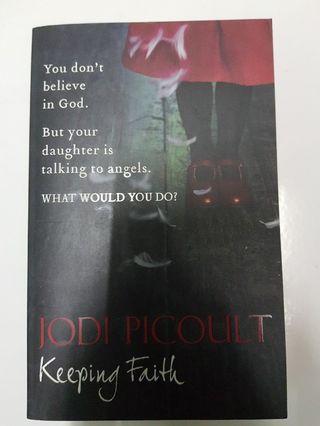 Preloved Novel - Keeping Faith (Jodi Picoult)