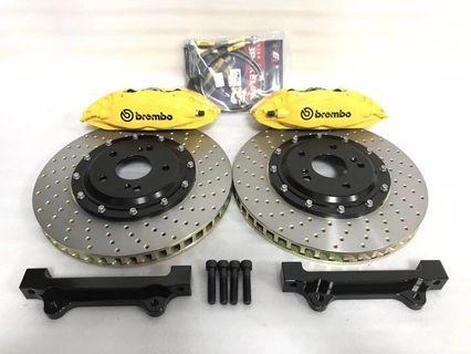 Brembo OE F50 refurbish set