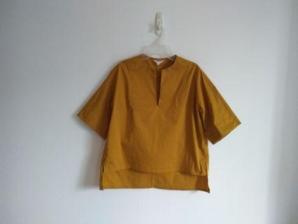 Southaven Mustard Top Size S