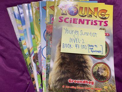 🚚 Young Scientists (Level 2)