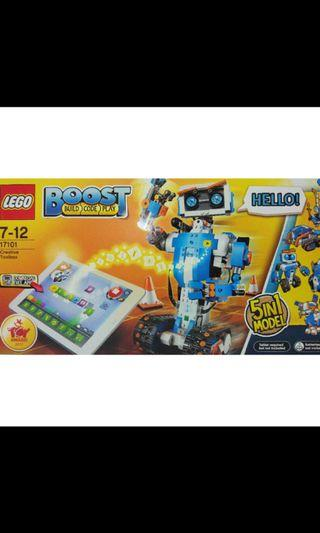 *In Stock* Lego 17101 Boost Creative Toolbox