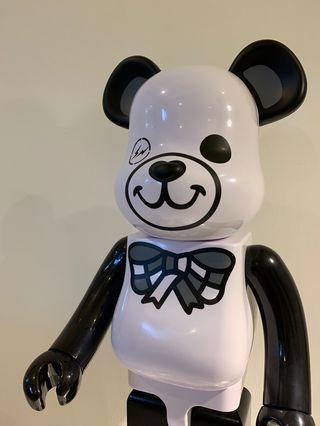 Bearbrick 1000 - Freemansonry
