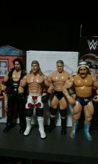 🚚 Wrestling figure
