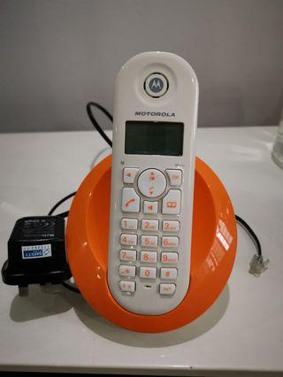 Motorola Cordless Telephone