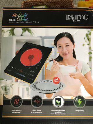 Taiyo Electric Hi-Light cooker