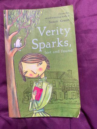 🚚 Story Book- Verity Sparks, Lost and Found