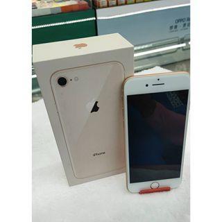 iPhone 8 256G 金色