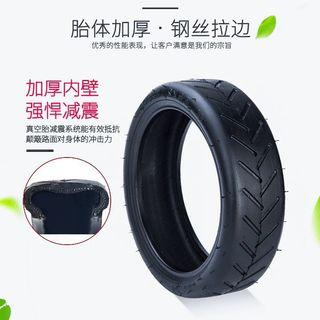 Xiaomi 8.5 inches escooter tyre and solid tyre replacement services cheaper cheaper sell tyre and tube