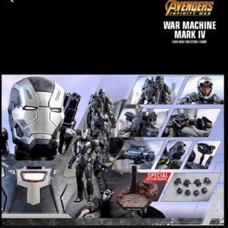 <<<徵>>> Hot Toys Infinite War War Machine Mark 4
