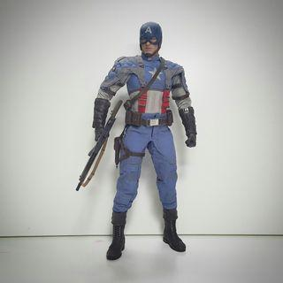 先閱文,後發問 Hottoys captain america 拆售 The first avengers