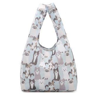 BNWT Cat Print Eco Bag
