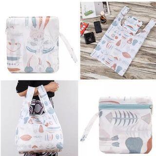 BNWT Kitchen Print Eco Bag