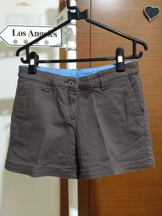 Brown shorts S
