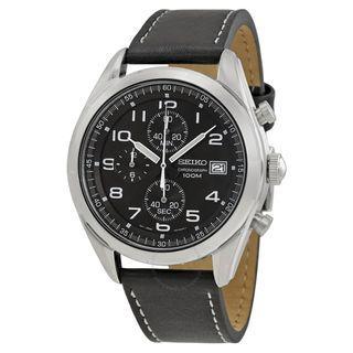 5折出售 深水步有門市全新1年保養有單正版正貨 SEIKO 精工錶 SSB271P1