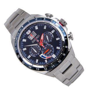5折出售 深水步有門市全新1年保養有單正版正貨 SEIKO 精工錶 SSC601P1