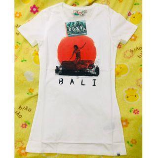 【現貨在台】ROXY Bali 夕陽衝浪女峇里島限定版T-shirt/XS