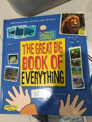 🚚 Playhouse Disney The great book of everything