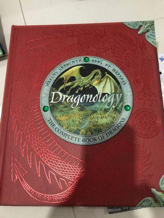 🚚 Dragonology The complete book of dragons