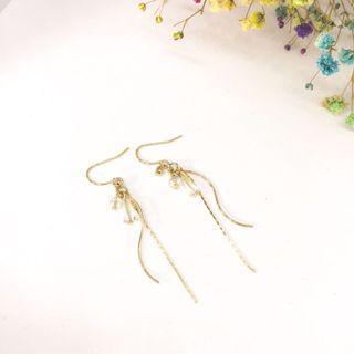 日系款式耳環