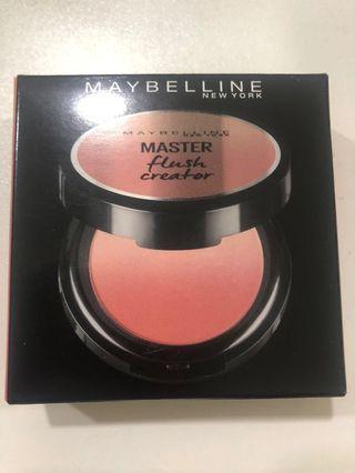 Maybelline master flush creater