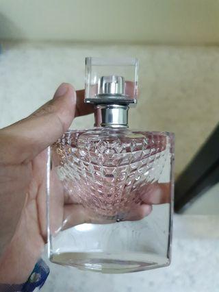 Lancome  perfume #CarouRaya Day 1