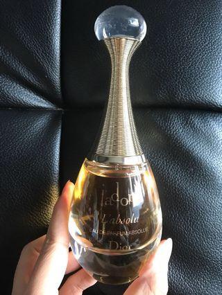 Dior Jadore Absolue EDP 75ml(包順豐)