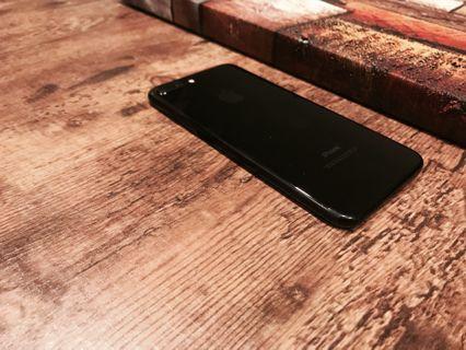 IPHONE 7 PLUS 256GB JET BLACK OFFICIAL