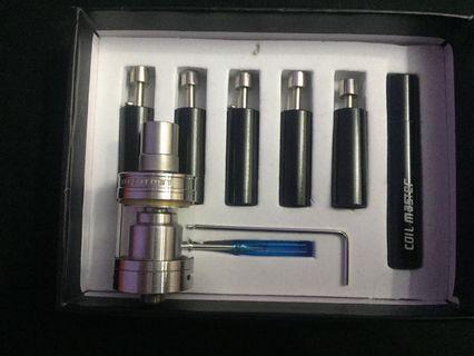 Serpentmini & coil master kit