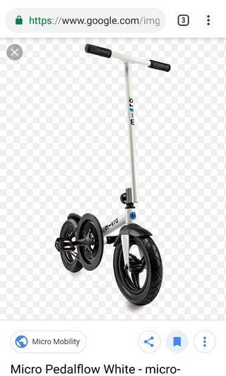徵 收 micro pedalflow