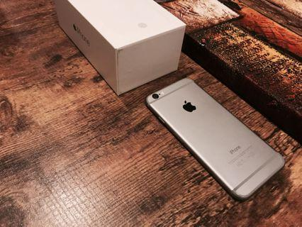 IPHONE 6 128GB GREY OFFICIAL