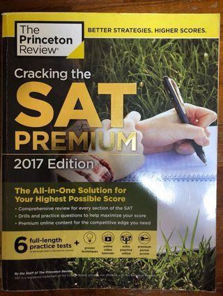 🚚 Cracking the SAT Premium (Princeton Review)