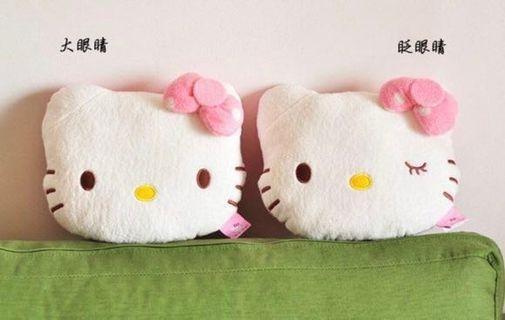 🚚 Hello Kitty KT貓 車用頭枕 汽車頭枕 護頭枕
