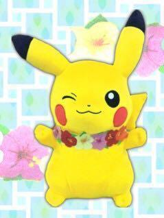 比卡超 公仔 日本景品 pikachu