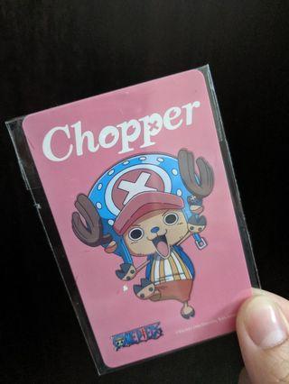 GV One Piece Zoro & Chopper ez link