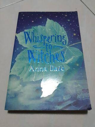 🚚 Whispering to Witches - Anna Dale