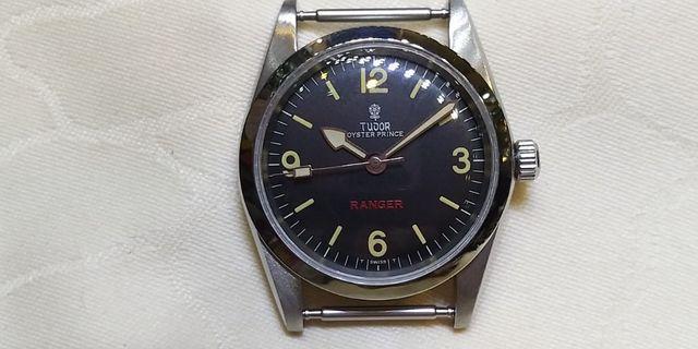 古董自動TUDOR錶