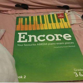 encore book2