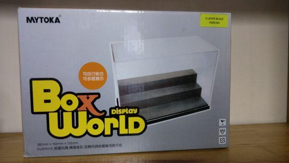 Box World Toys Display