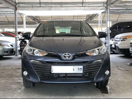 Brand New 2019 Toyota Vios 1.5G Automatic Gas