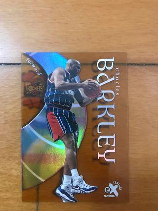 NBA Charles Barkley Card